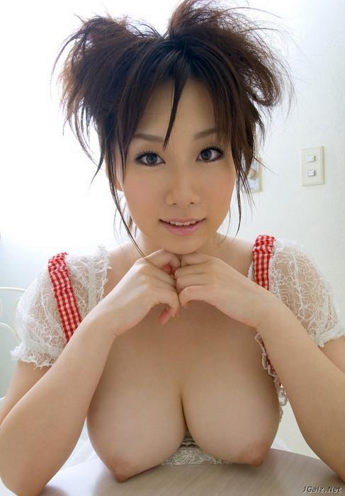 Японки фото с большими сиськами